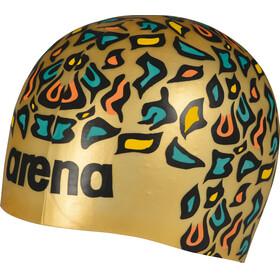 arena Poolish Moulded badmuts goud/bont